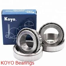 KOYO 6301 deep groove ball bearings