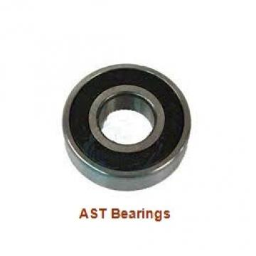 AST 7015C angular contact ball bearings