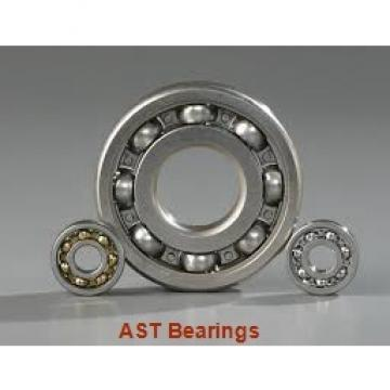 AST 7019AC angular contact ball bearings