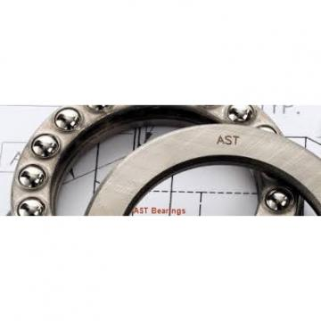 AST SR1-5ZZ deep groove ball bearings