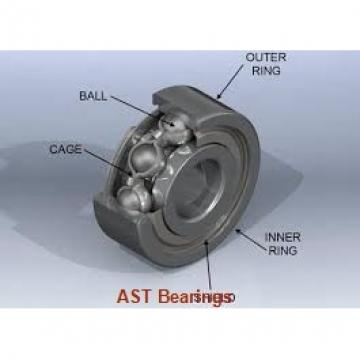 AST 5210-2RS angular contact ball bearings