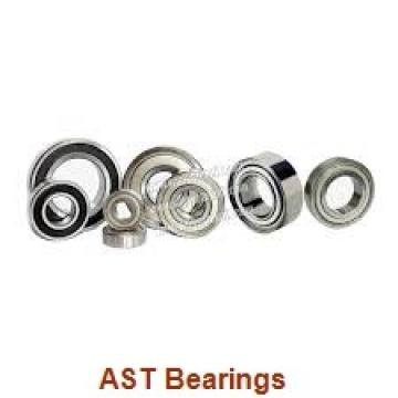 AST LM67047/LM67010 tapered roller bearings