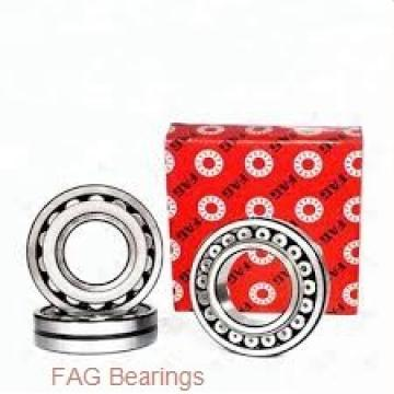 FAG 3814-B-2Z-TVH angular contact ball bearings