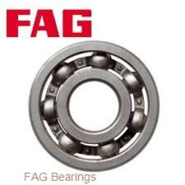 FAG 31317-N11CA-A120-160 tapered roller bearings
