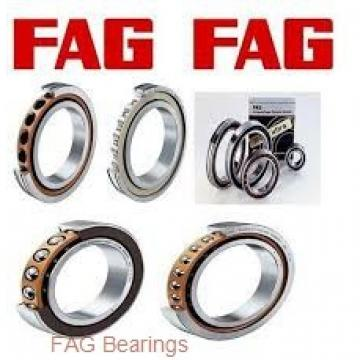 FAG 579943B angular contact ball bearings