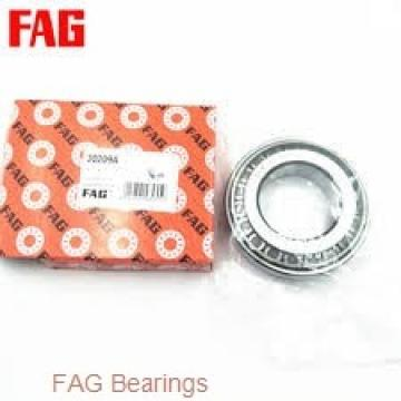 FAG 53208 thrust ball bearings