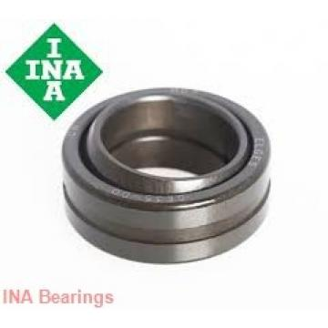 INA D25 thrust ball bearings