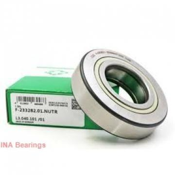 INA GE 120 FW-2RS plain bearings