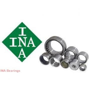 INA 2907 thrust ball bearings