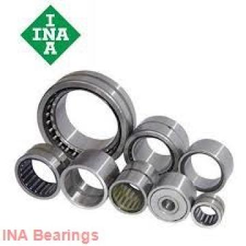 INA ZKLN4090-2RS thrust ball bearings
