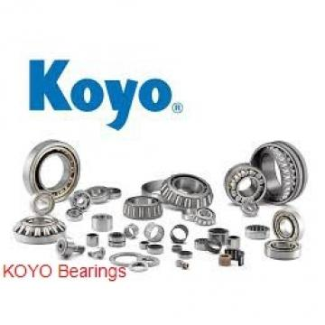 KOYO NUP219R cylindrical roller bearings