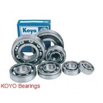 KOYO HAR014 angular contact ball bearings