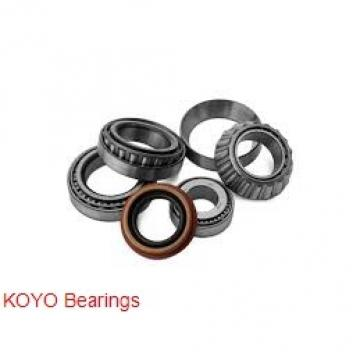 KOYO DC4852VW cylindrical roller bearings