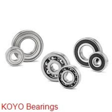 KOYO 7317B angular contact ball bearings