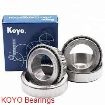 KOYO 3NCHAR911C angular contact ball bearings