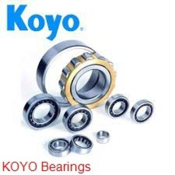 KOYO 32306JR tapered roller bearings