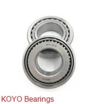 KOYO NUP217R cylindrical roller bearings