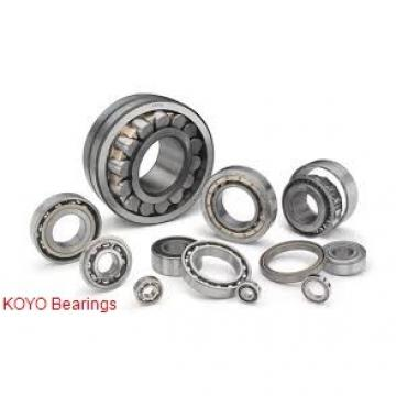KOYO 30318DJR tapered roller bearings