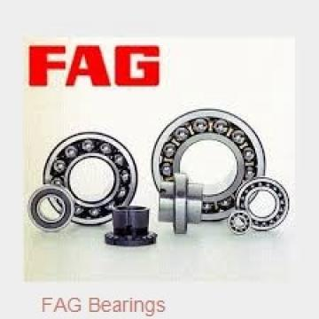FAG B7020-C-2RSD-T-P4S angular contact ball bearings